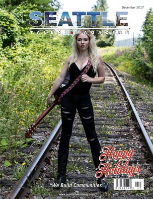 Seattle Talent Magazine December 2017 Edition