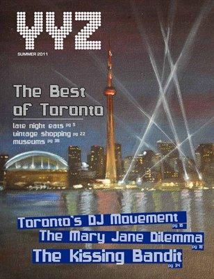 YYZmagazine 2011