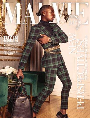 MALVIE Magazine The Artist Edition Vol 217 May 2021