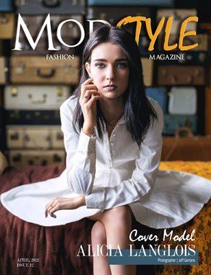 MODStyle Fashion Magazine Issue 12