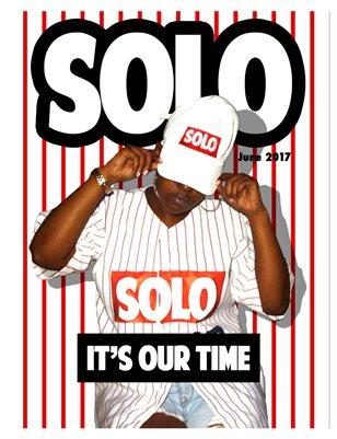 SOLO-The Magazine-June 2017