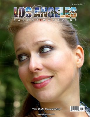 Los Angeles Talent Magazine November 2017 Edition