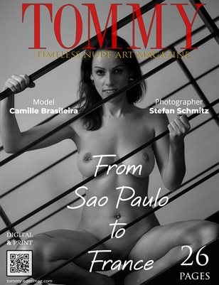 Camille Brasileira - From Sao Paulo to France