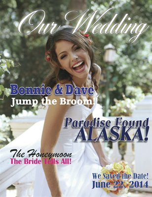 Keepsake Wedding Magazine Traditional Sample