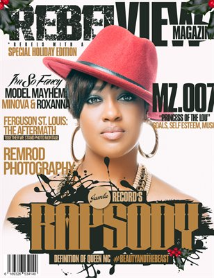 Rebel View Magazine Special Holiday Edition 2104