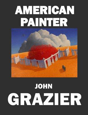 AMERICAN PAINTER JOHN GRAZIER