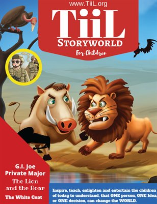 Tiil Storyworld Issue 3