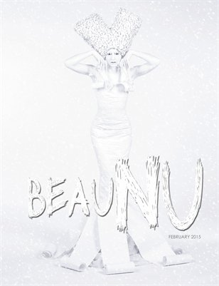 beauNU Magazine February Creative Issue 2015