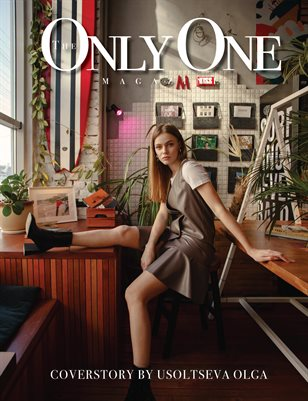 The Only One Magazine - April Issue 2020