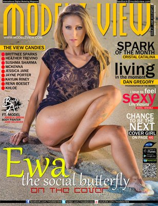 MODELZ VIEW MAGAZINE JUNE 2013 - PART 2