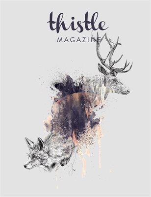 Thistle Magazine, The GROWTH Issue