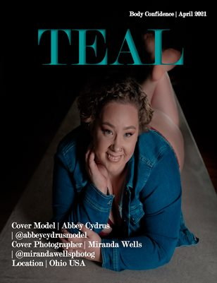 Teal Magazine Body Confidence Issue 2
