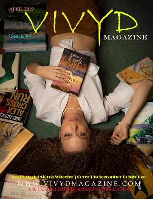 VIVYD Magazine Open Theme Issue #4
