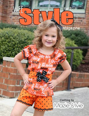 Wee Style Magazine 2018 Fall issue