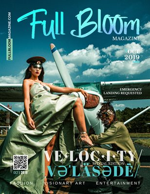 "Full Bloom Magazine Edition 19 ""Velocity"""