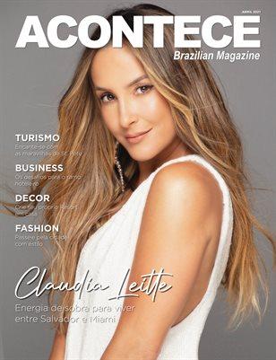 Acontece Magazine - Abril de 2021