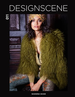 DESIGN SCENE - SHANINA SHAIK - OCTOBER 2016