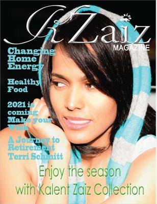 KZaiz Magazine Women's special