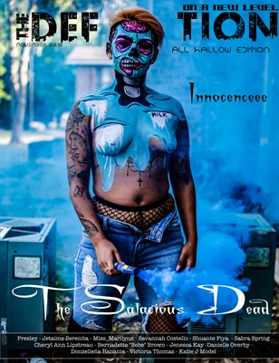 The Definition: Halloween Innocencee Cover