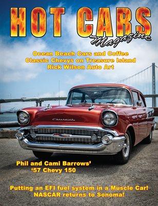 HOT CARS No. 51