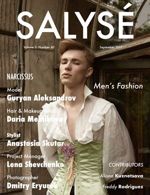 SALYSÉ Magazine | Vol 3:No 40 | September 2017 |