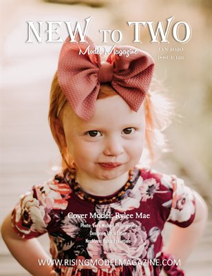 New To Two Model Magazine Issue #126