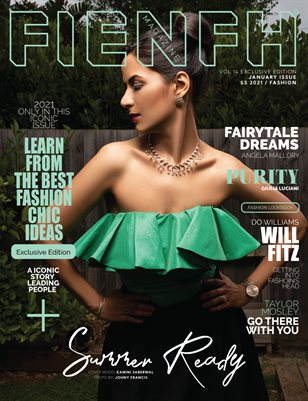 16 Fienfh Magazine January Issue 2021