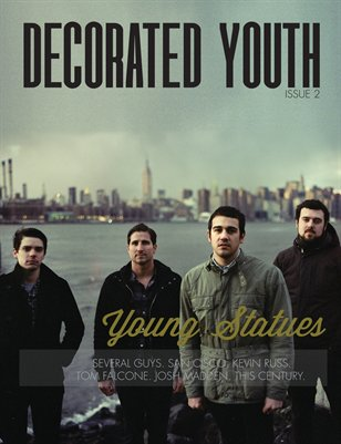 Decorated Youth Magazine Issue #2