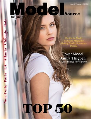 Model Source Magazine Issue 8 Volume 12 2020 JUNE TOP 50