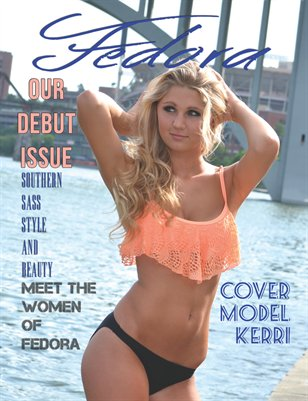 Fedora Magazine Issue 1
