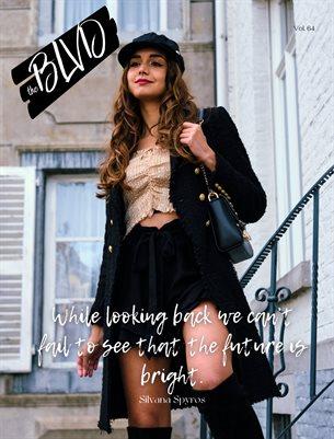 The Blvd Magazine Volume 64 Featuring Silvana Spyros