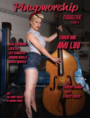 Pinupworship Magazine Issue 6 Cover 1