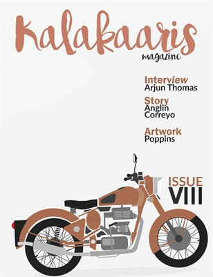 Kalakaaris Magazine Issue #8
