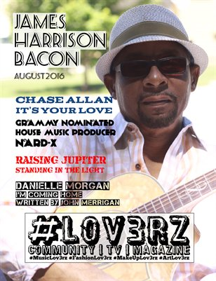 #LOV3RZ Independent Magazine August 2016