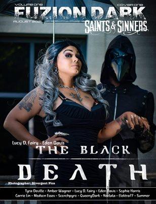 Fuzion Dark : Lucy D. Fairy - Eden Davis Saints & Sinners Vol.1 Cover 1