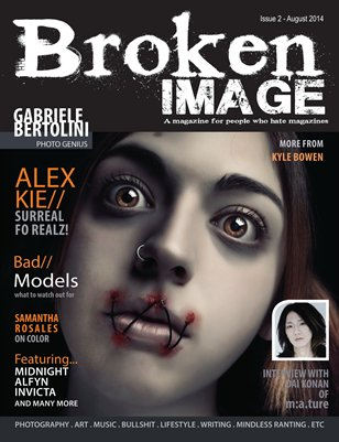 Broken Image Issue 2 (August 2014)
