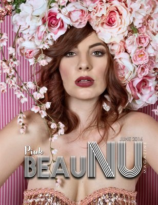 beauNU June PINK 2016 - Cover 2