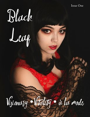 Black Leaf Magazine Issue One