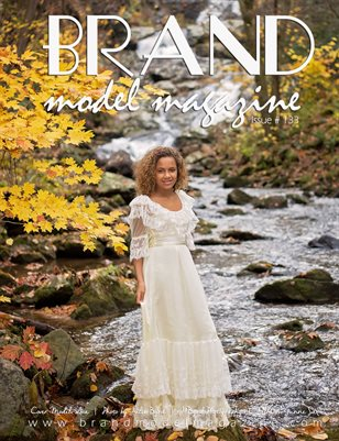 Brand Model Magazine  Issue # 133