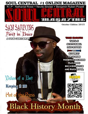 Soul Central Magazine October 2015 Edition