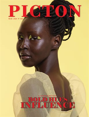 Picton Magazine MARCH  2020 N464 Cover 2