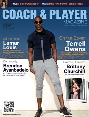 Coach & Player Magazine Summer 2017