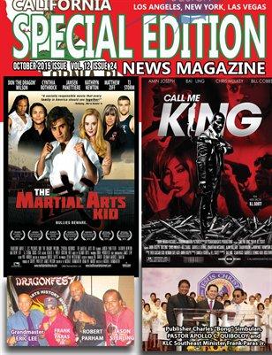 October 4 2015 Magazine Frank Paras Special Edition