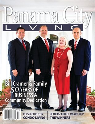 Panama City Living - September/October 2015