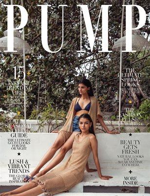 PUMP Magazine | Spring Look-book | Vol.3 | April 2020