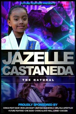 Jazelle Castaneda Sponsor Poster