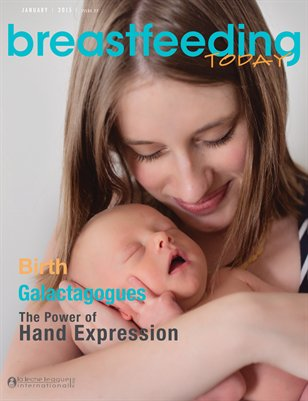 Breastfeeding Today Issue 27