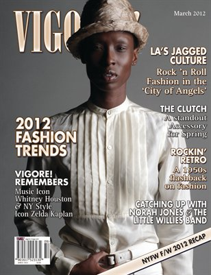 Vigore Magazine_March 2012