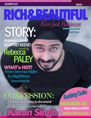 Rich&Beautiful November Issue