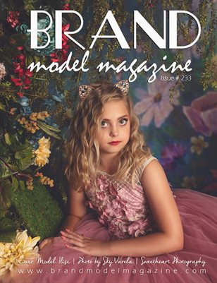 Brand Model Magazine  Issue # 233